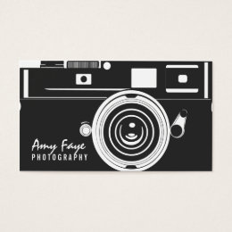 Photography Business Cards Templates Zazzle - Business cards for photographers templates