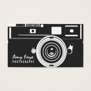 Photography business cards templates zazzle camera business cards photography cheaphphosting Image collections