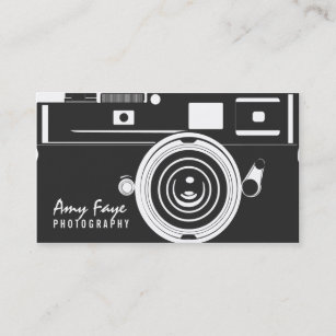 Photography business cards zazzle camera business cards photography colourmoves