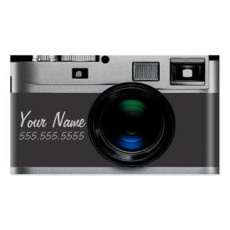 Camera Card Business Card Template