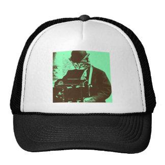 Camera Cat Trucker Hat