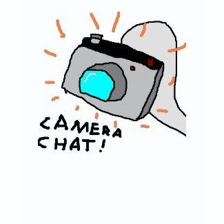 Camera Chat shirt