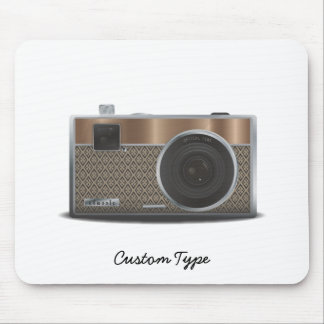 Camera Classic Mouse Pads