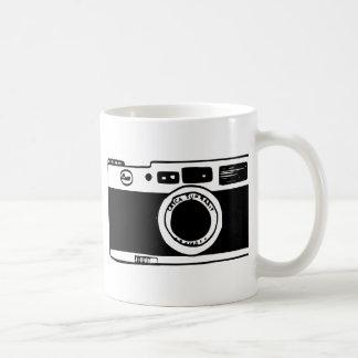 Camera Classic White Coffee Mug