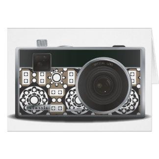 Camera Deco Card
