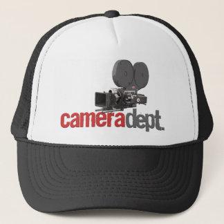 CAMERA DEPARTMENT Cap - unique design