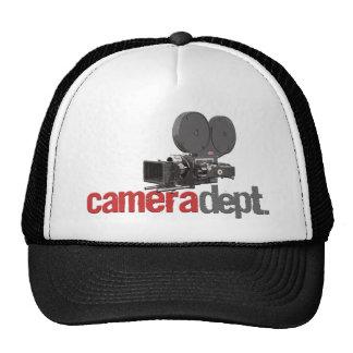 CAMERA DEPARTMENT Cap - unique design Trucker Hat