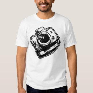 Camera Fan Tee Shirt