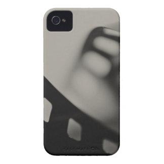 Camera film roll black and white photo iPhone 4 Case-Mate case