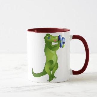 Camera Gator Mug