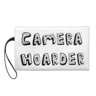 Camera Hoarder Wristlet Film Tote