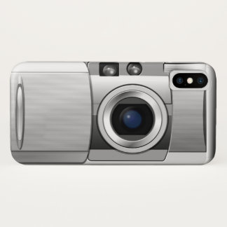 Camera iPhone X Case