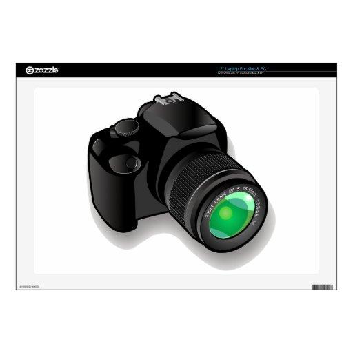 Camera Laptop Decal