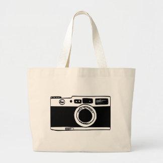 Camera Large Tote Bag