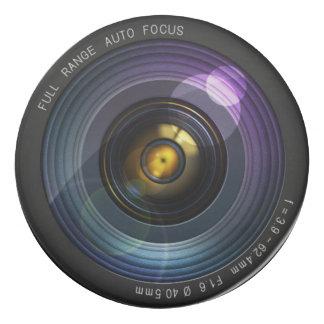 Camera Lens Design Eraser