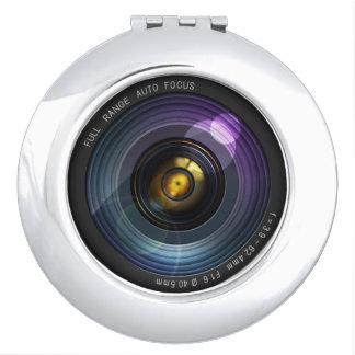 Camera Lens Makeup Mirror