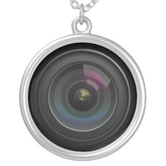 Camera Lens Photographer necklace