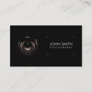 Photography Business Cards Zazzle