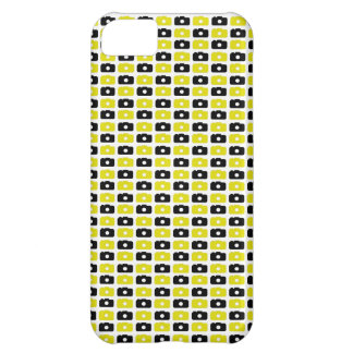 Camera Love iPhone 5 case (Black and Yellow)