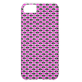 Camera Love iPhone 5 case (Pink and Black)