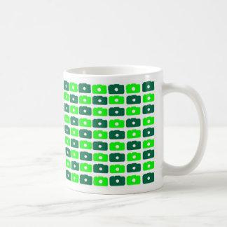 Camera Love Mug (Green)