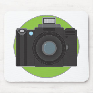 Camera Mouse Pad