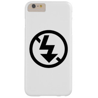 Camera no flash barely there iPhone 6 plus case