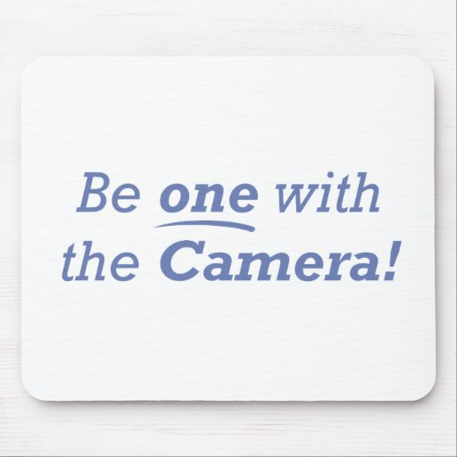 Camera / One Mouse Pad