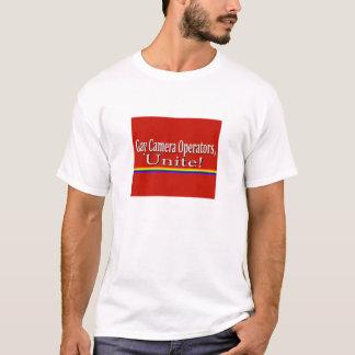 Camera Operators T-Shirt