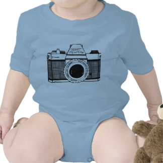 Camera Pentax Macacãozinho Para Bebê