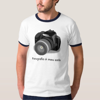 Camera, Photograph is my style T-Shirt