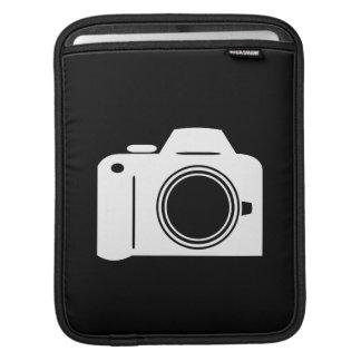 Camera Pictogram iPad Sleeve