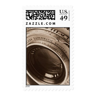 Camera Postage Stamps