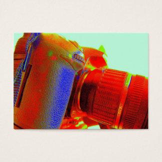 Camera Repair Business Card