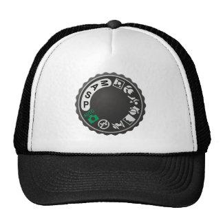 Camera Selection Dial Hats