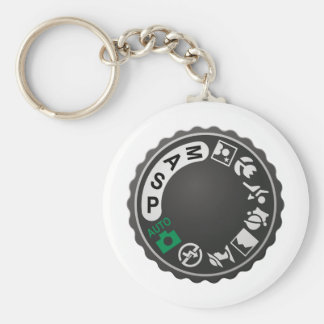 Camera Selection DIal Keychain