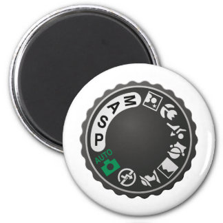 Camera Selection DIal Magnet