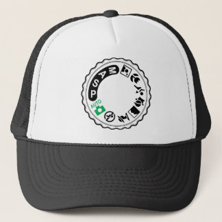 Camera Selection Dial Trucker Hat