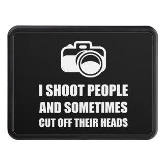 Camera Shoot Cut Head Hitch Cover