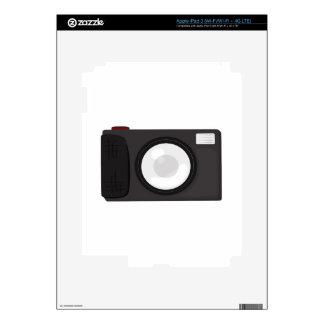Camera iPad 3 Decals