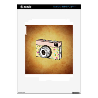 camera skin for iPad 3