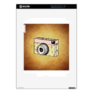 camera skin for the iPad 2