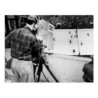 Camera Technician Postcard