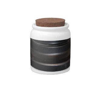 Camera Telescope Lens Candy Jar