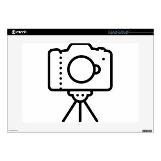 Camera Tripod Stand Laptop Decals
