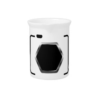 Camera with aperture drink pitcher