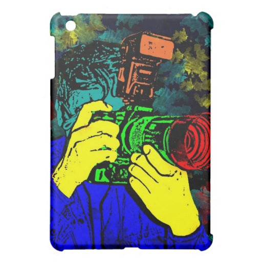 Cameraman 3D ChromaDepth
