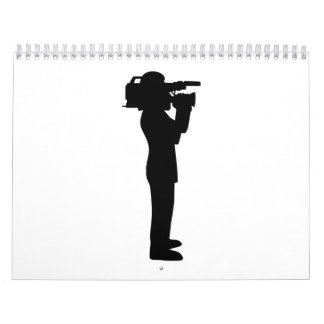 Cameraman Calendar