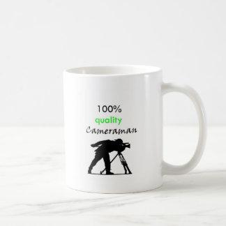 cameraman coffee mug