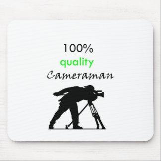 cameraman mousepad